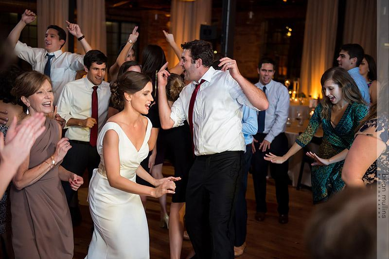 Raleigh Wedding DJ Dance Party