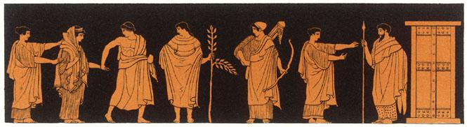 Athenian Wedding